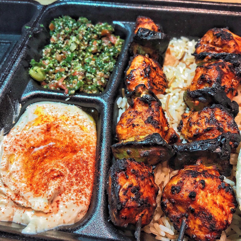 Fufu's Mideast Grill – Riverside, CA