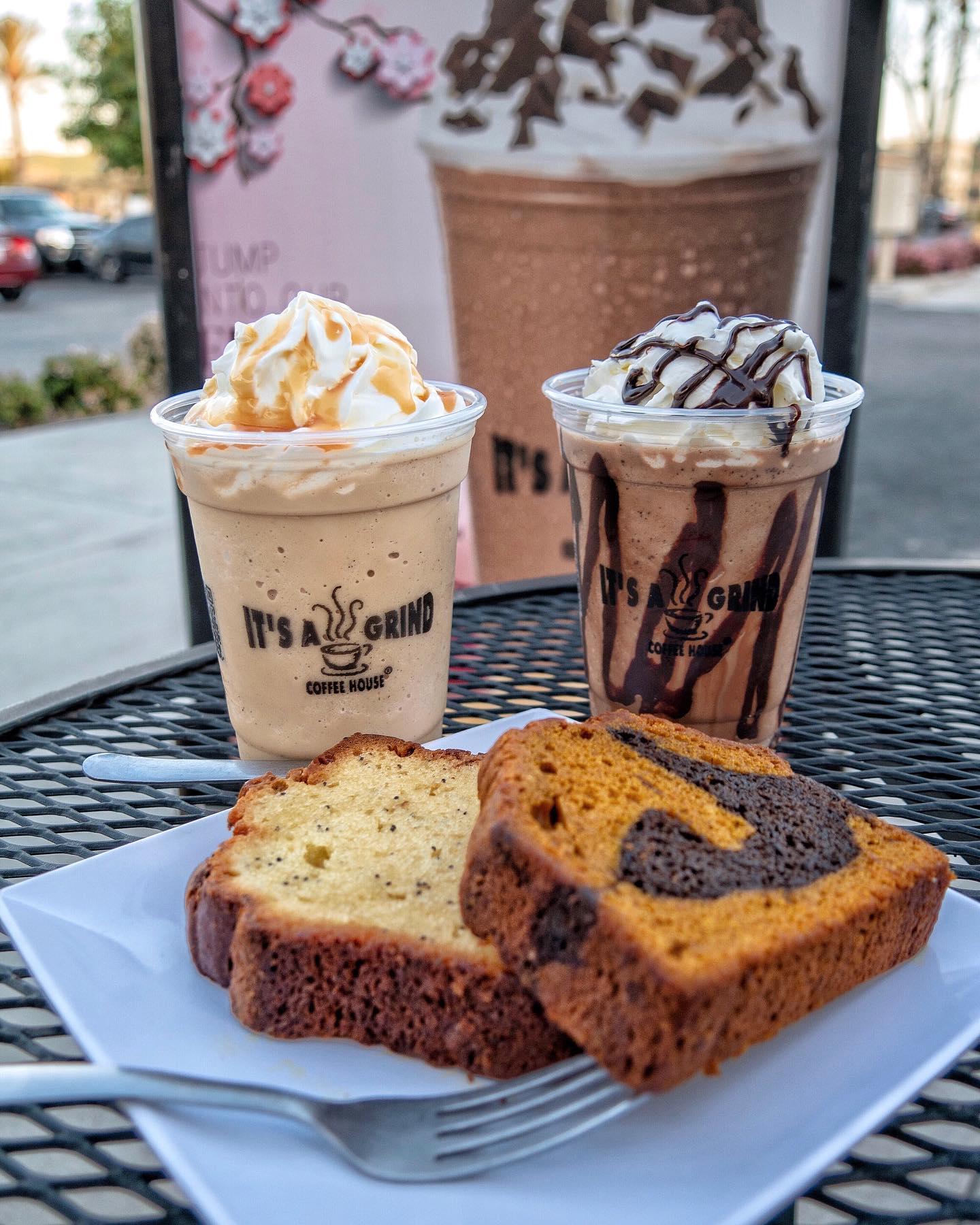 Its A Grind Coffee House – Corona, CA